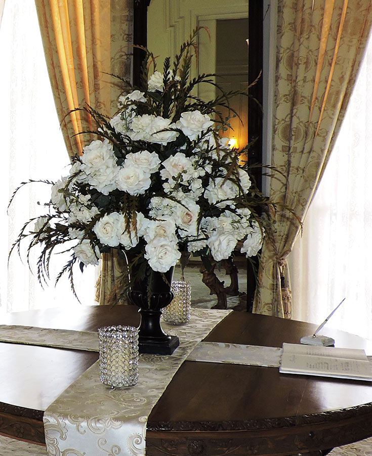 Call for an appointment with Carriage Caterers - Houston-Galveston Wedding Specialist