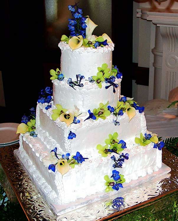 Wedding Cake Caterers