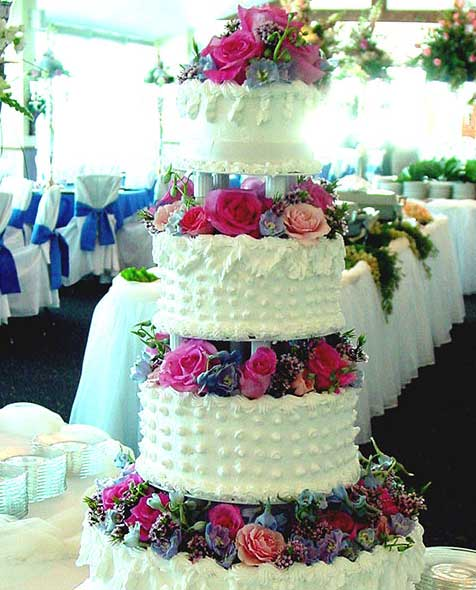 symbolism of the wedding cake in roman times cakes carriage caterers 20730